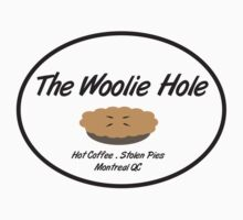 The Woolie Hole by stumpyshirts