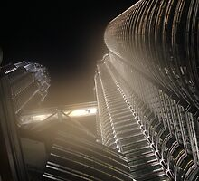 Petronas Towers by Jo Long