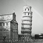 Pisa Italy  by Maria White