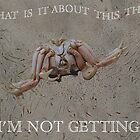 Feeling Crabby 2 by Cathie Sherwood