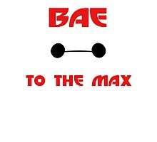 Bae-to-the-Max Photographic Print
