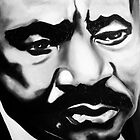 Martin Luther King by ValerieSherwood