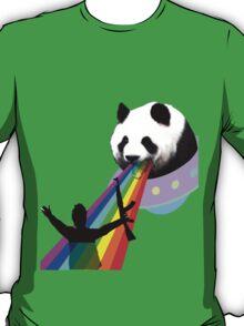 Panda stop gunner T-Shirt