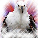 Patriotic Eagle by Judson Joyce
