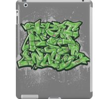 Graf Wars iPad Case/Skin
