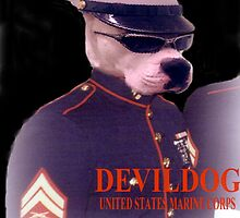 Devil Dog by Marcus  Angelo