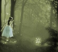 The faerie wood ... by JustPaula