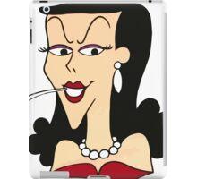 Natasha Fatale. iPad Case/Skin