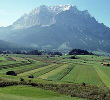 Die Zugspitze.. by bertspix