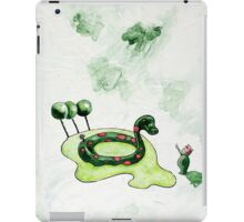 The Lake Monster iPad Case/Skin