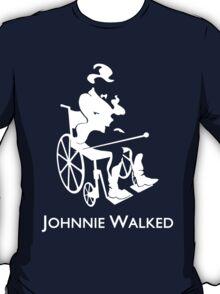 Johnnie Walked(White) T-Shirt