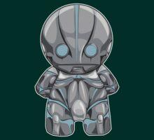 Little Robot by Benjamin Bader