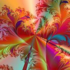 Tropical Feathers by Susan Sowers