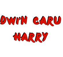 Dwi'n Caru OTRA design by ollysdirection