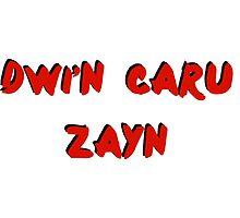 Dwi'n Caru OTRA design ZM by ollysdirection