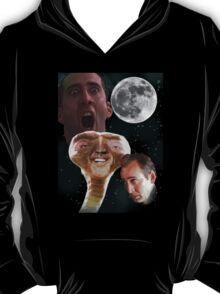 "Nicolas Cage - ""Wolf Shirt"" T-Shirt"