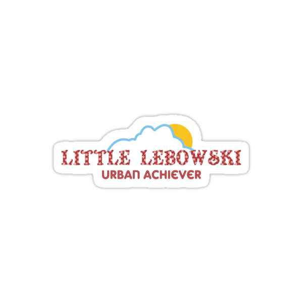 Little Lebowski Urban Achiever by stuartm65