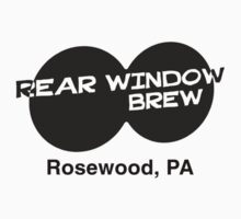 Rear Window Brew (Rosewood, PA) black by bittercreek