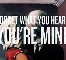 You're Mine by hurhurh