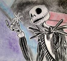 Jack Skellington by Luke Tomlinson