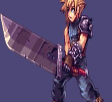 Cloud Strife by leon89
