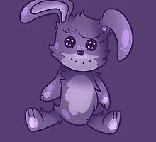 Bonnie the Bunny by MiningCazzy