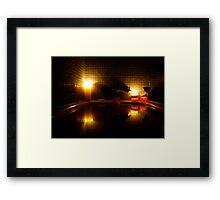 The Newly Single Girl's Guide to a Fabulous Valentines Night Framed Print