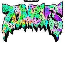 Flatbush Zombies T shirt by sengkelat