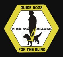 GUIDE DOG BLIND ASSOCIATION by SofiaYoushi