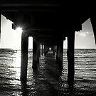 The Pier... by Basia McAuley