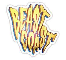 Beast Coast Tshirt by sengkelat