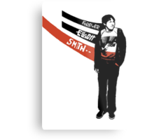 Elliott Smith - Forever Metal Print