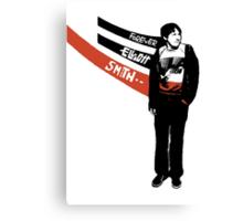 Elliott Smith - Forever Canvas Print