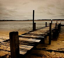 Boardwalk by Alecia Scott