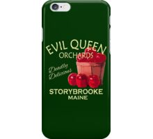Evil Queen Orchards iPhone Case/Skin
