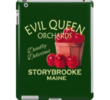 Evil Queen Orchards iPad Case/Skin