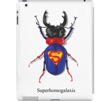 Superhomogalaxis AKA Super Bug iPad Case/Skin