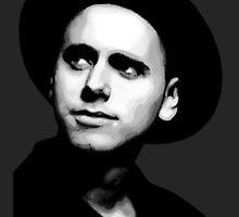 Depeche Mode : Martin from 101 poster - 1 by Luc Lambert