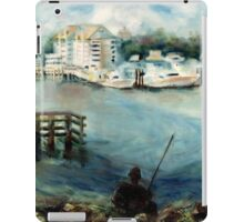 Gone Fishing iPad Case/Skin