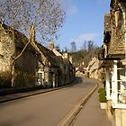 castle combe by Iani