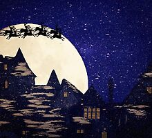 The Most Magical Of All Nights by Denise Abé