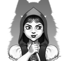 Little Red Riding Hood's Surprise by Andrea Fryer