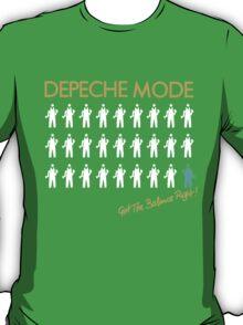 """Depeche Mode : Get The Balance Right - 7"""" -invert- T-Shirt"""