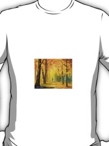 Alone In The Woods — Buy Now Link - www.etsy.com/listing/215031961 T-Shirt