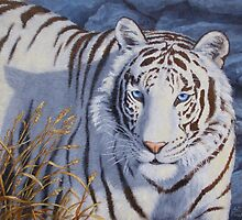 White Tiger by csforest