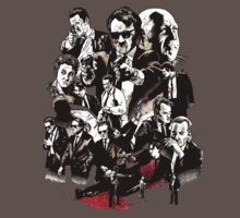 RESERVOIR DOGS by RikkiSix
