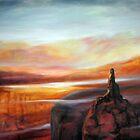 Canyon Sunrise by Lolita Dickinson