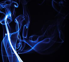 Blue Smoke by Chris Richards