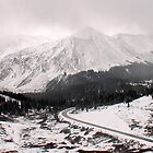 Cottonwood Pass in October by whisperofco