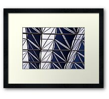 New Mexican Sails Framed Print